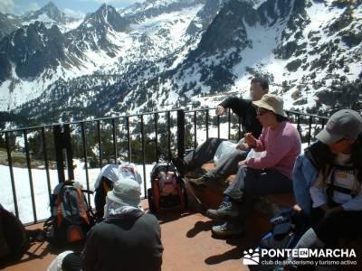Multiaventura - Parque Nacional de Aigüestortes; senderismo madrid rutas